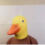 Маска утки гуся
